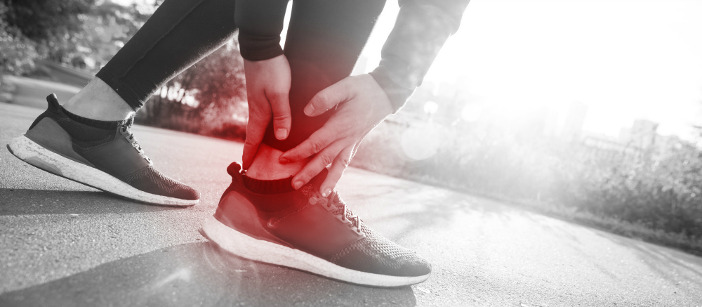 Laser therapy for sports injuries