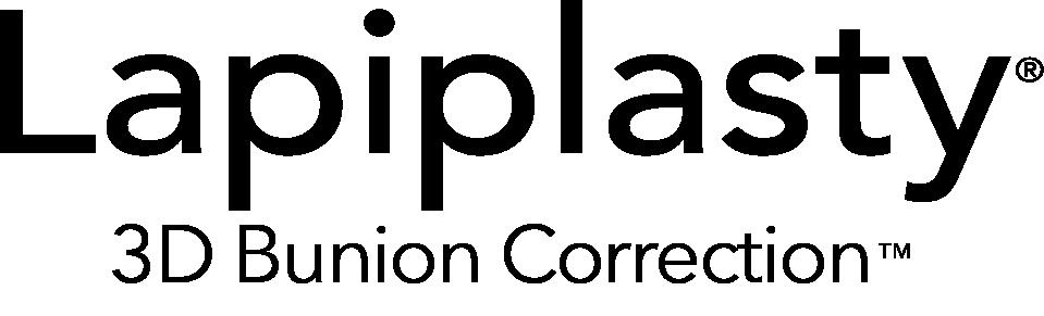 Lapiplasty 3D Logo