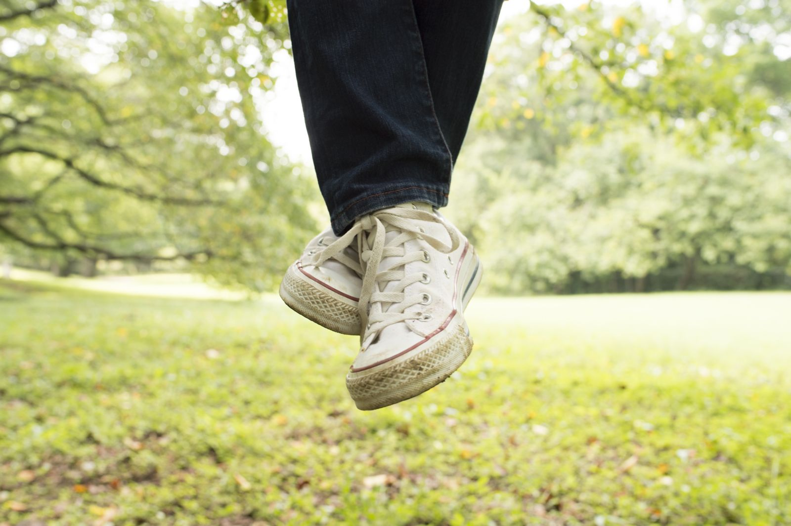 Don't bring the outside--and it's germs--into your clean, foot-safe home