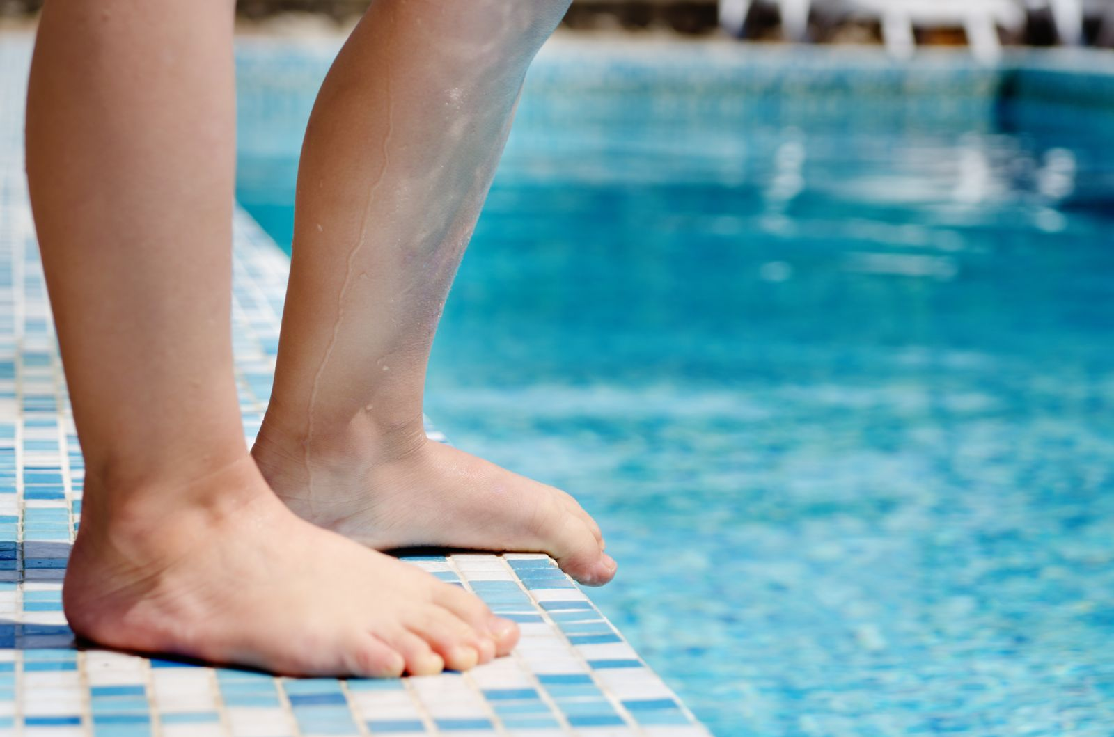 A child's flat foot after the age of two or three should be cause for concern