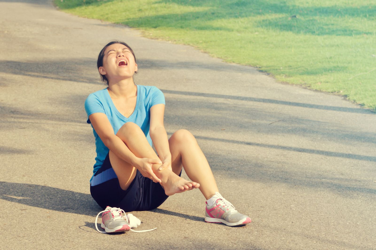 While the sharp leg cramps of a charley horse may strike mid-run, they can also hit you while you sleep