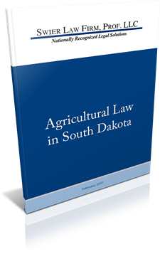 Agricultural Law Attorneys Swier Law Group