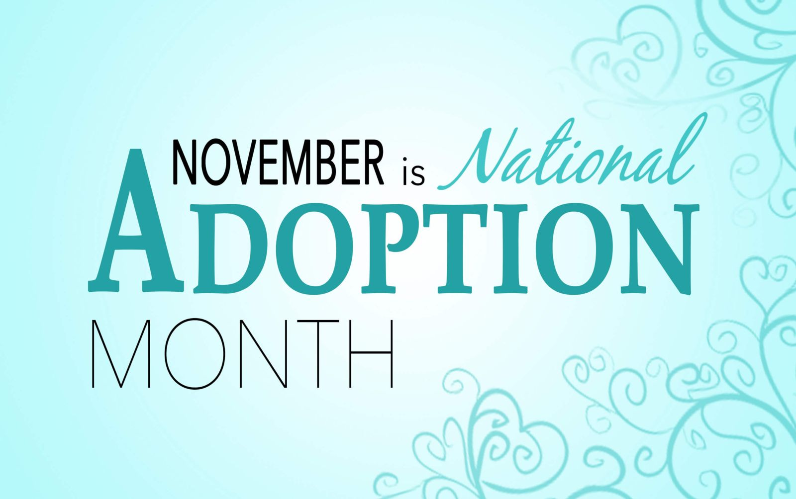 Swier Law Firm National Adoption Month