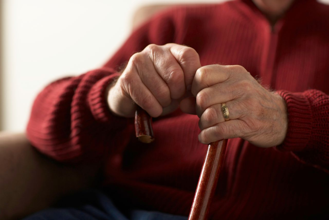 Financial abuse of older people is a growing concern.