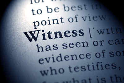 Types of Witnesses