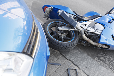 Rear End Motorcycle Accident