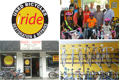 iRide Bike Shop of the Month