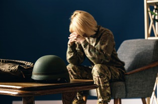 Reducing avoidance behavior associated with PTSD
