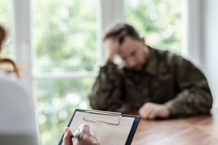 Corroborating a PTSD service-related stressor