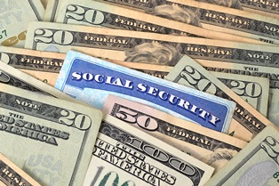 Closed period for Social Security benefits
