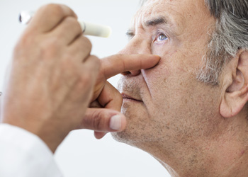 compensation & pension exam for eye conditions