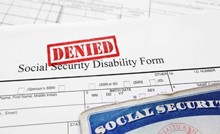 SS disability durational claim denial