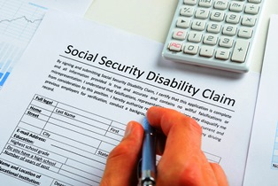 recording job history for SSDI