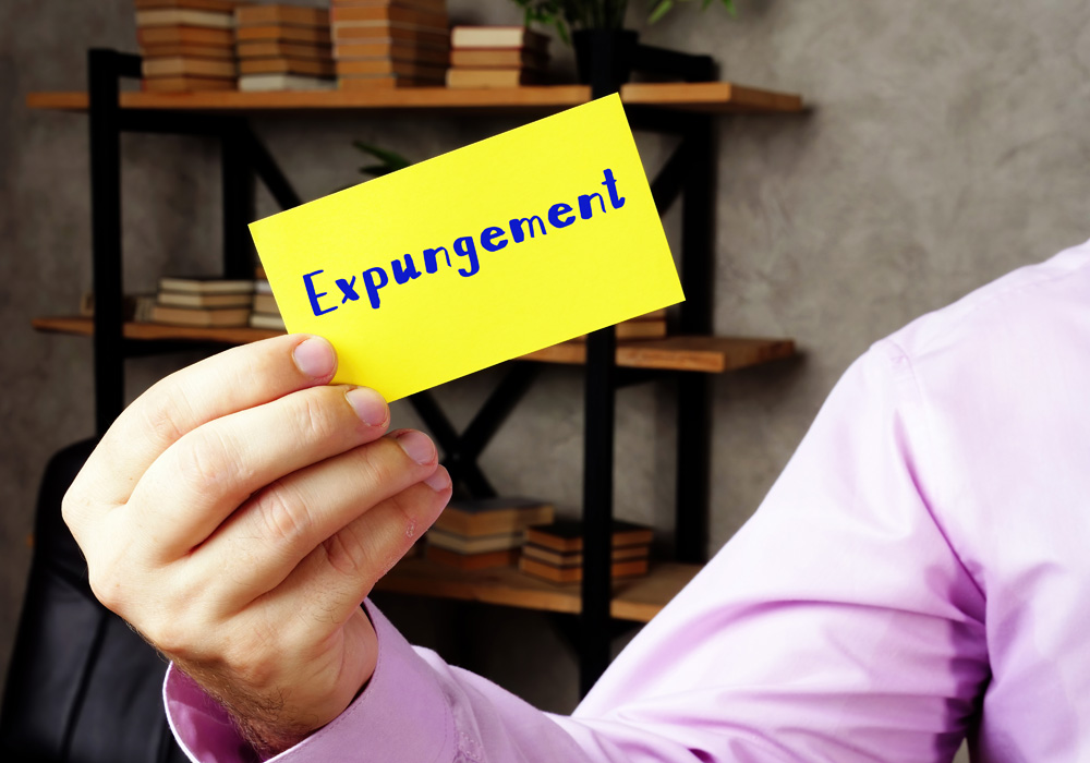 should i seal my record - expungement in texas