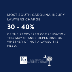 Car accident lawyer fees in SC