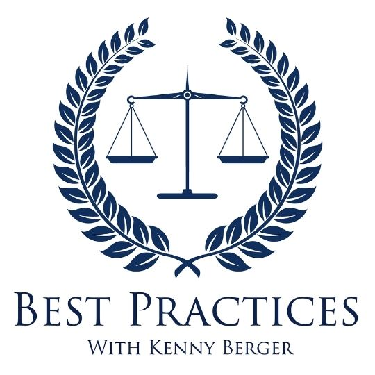 Best Practices with Kenny Berger podcast logo