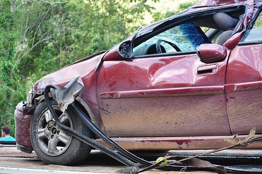 Getting a Judgment after a car wreck