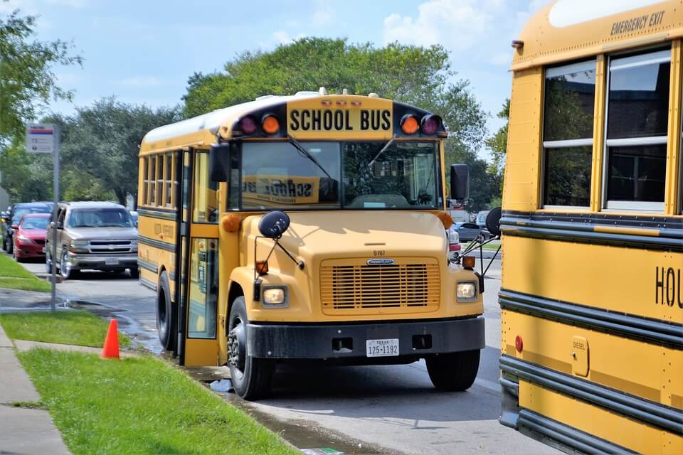 School bus accidents in south carolina