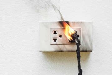Electrical burn injuries