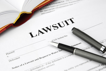 Filing a personal injury lawsuit