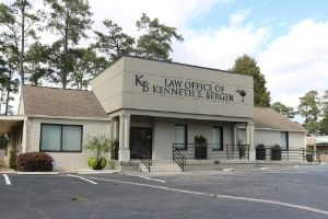Law Office of Kenneth Berger personal injury firm in Columbia, SC