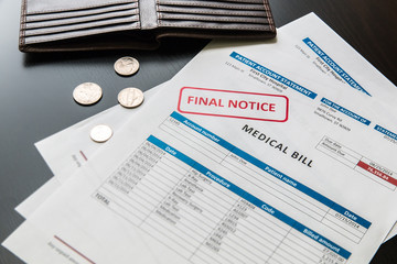 Insurance must cover your medical bills
