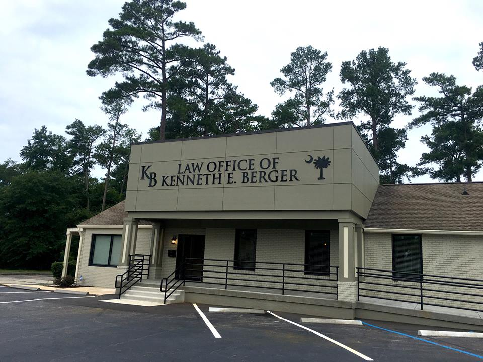 Law Office of Kenneth E Berger personal injury firm