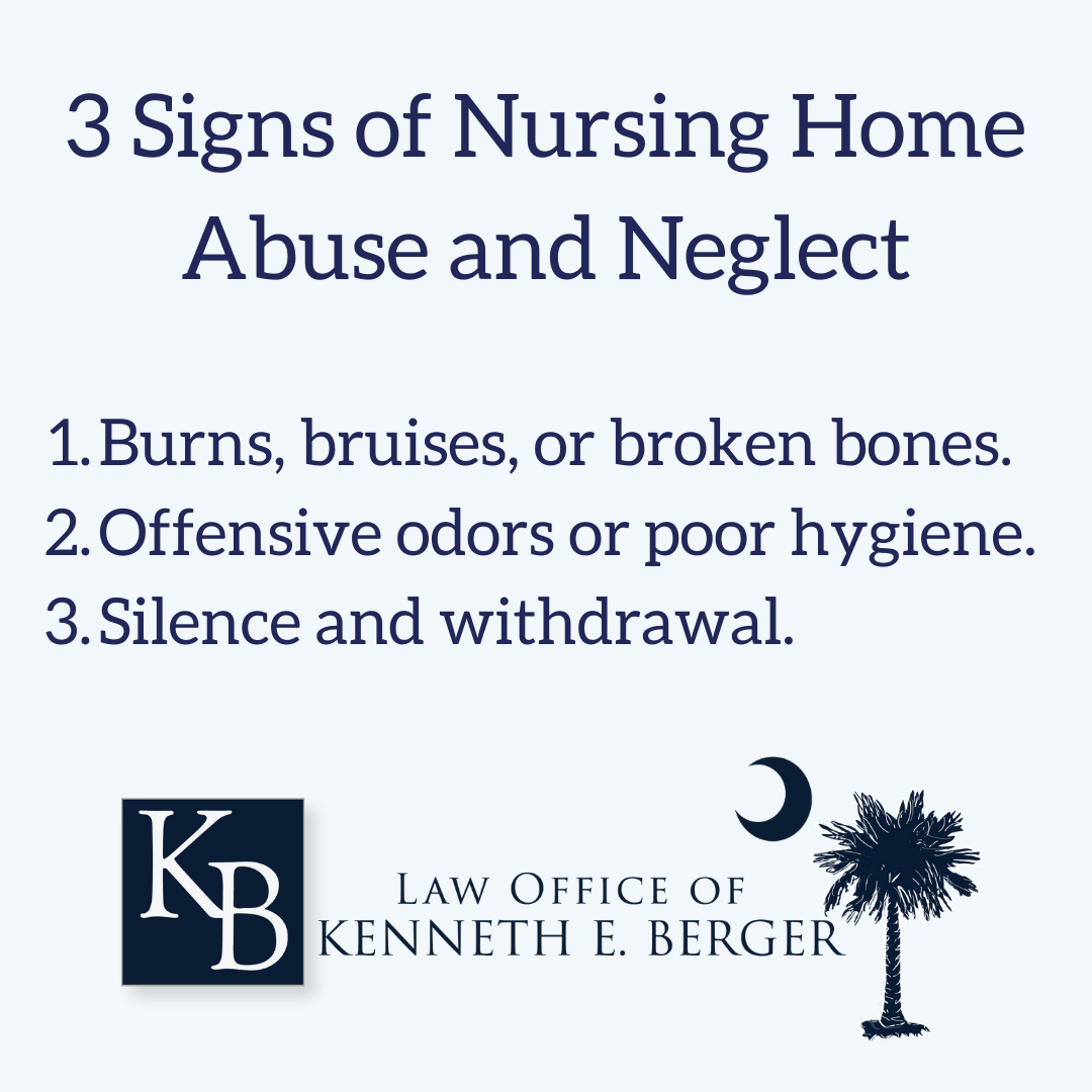warning signs of nursing home abuse