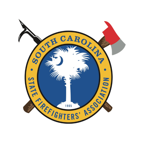 South Carolina State Firefighters Association logo