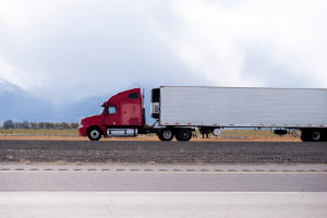 Semi truck safety on highways