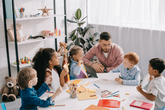 Standards for daycare teachers in South Carolina