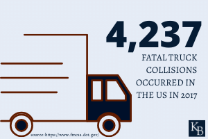 fatal truck accident statistic
