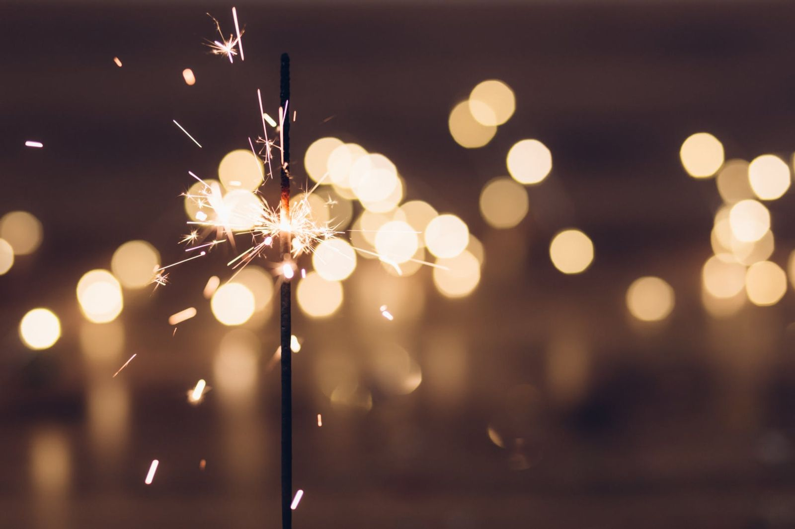 Sparklers and fireworks accidents