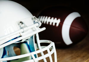 Football helmets and brain injuries