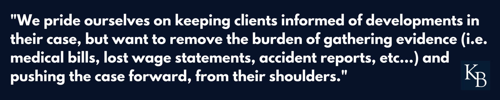 How personal injury lawyers help car accident victims