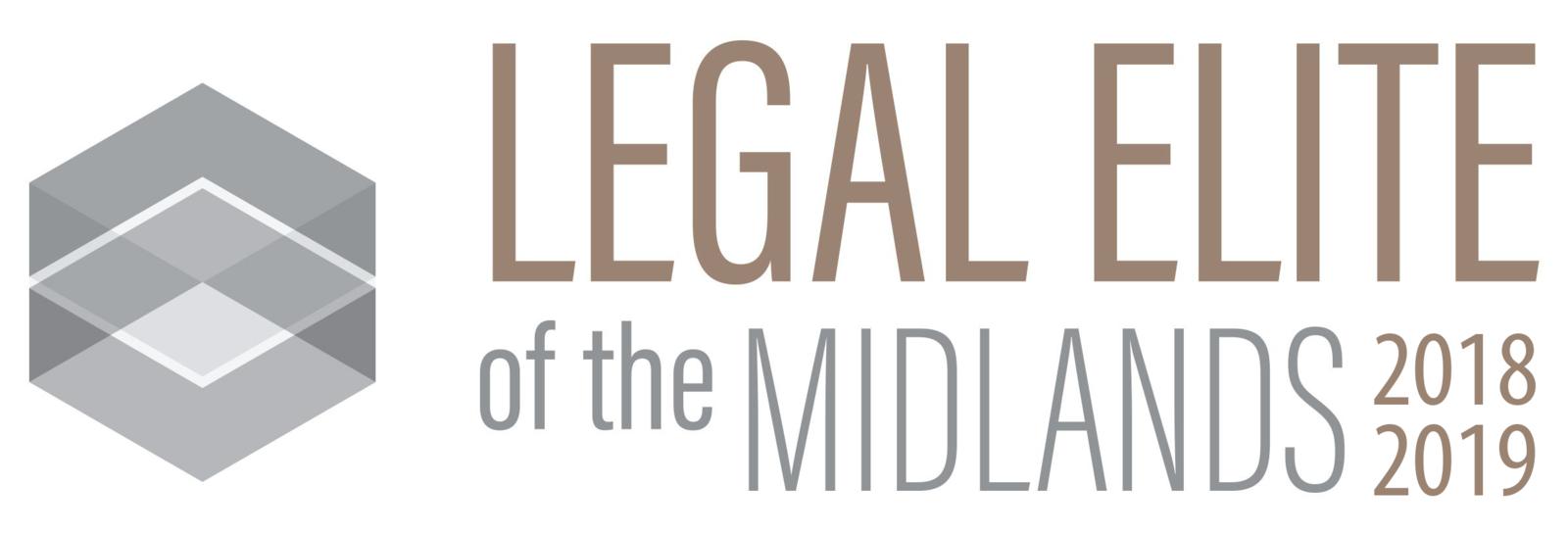 2018 2019 Legal Elite of the Midlands