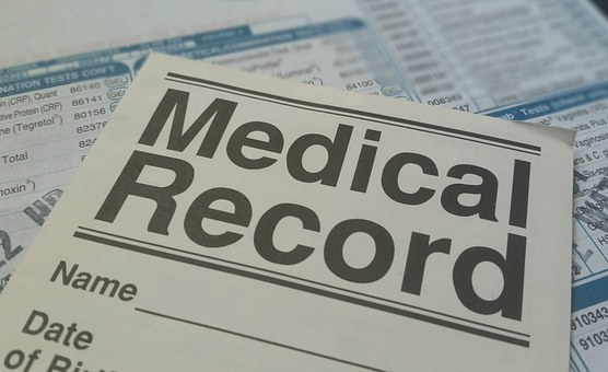 Preexisting conditions in medical records