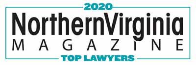2020 Northern Virginia Magazine Top Lawyers Award - Andrew Thomas