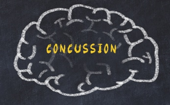 Concussion Drawing With Chalk