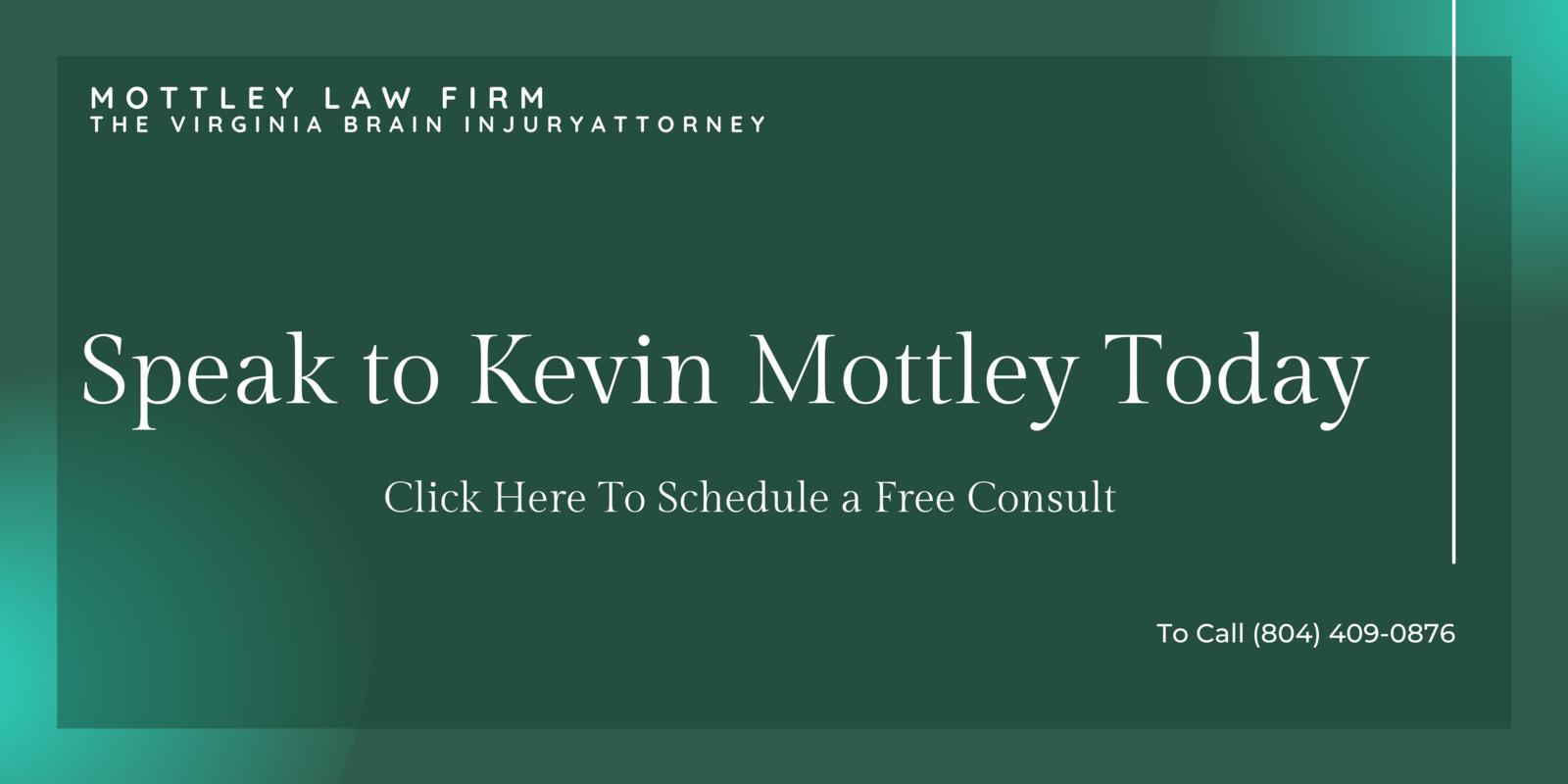 Richmond VA Brain Injury Attorney - Free Consultations