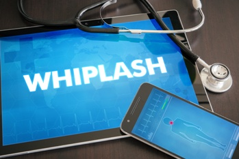 Whiplash Diagnosis on a Tablet by a Stethoscope
