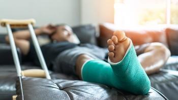 Get compensation for your broken bone.