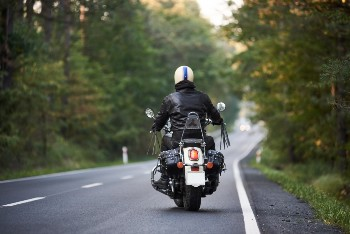 Motorcycle accidents often lead to brain injury.