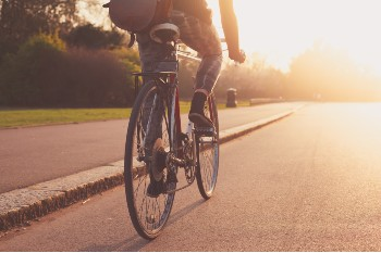 Compensation for bike accident leg injury