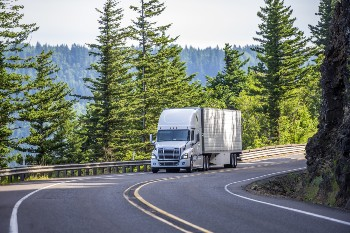 Speeding is a common cause of truck accidents.