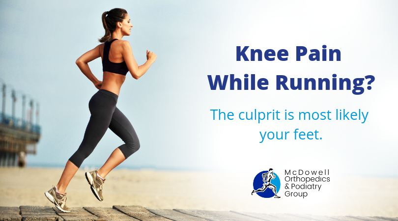 knee pain while running?
