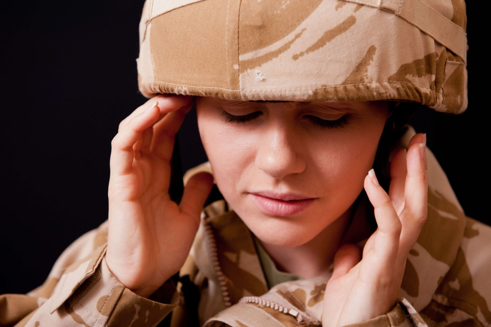 Soldier With Ear Pain. 3M Earplug Injury. Chris Hudson and Associates.