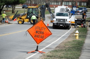 dangers faced by utility workers Chris Hudson and Associates