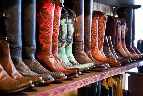 cowboy boots foot pain