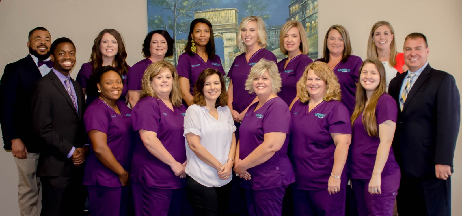 Hello from the team at Carolina Podiatry Group!
